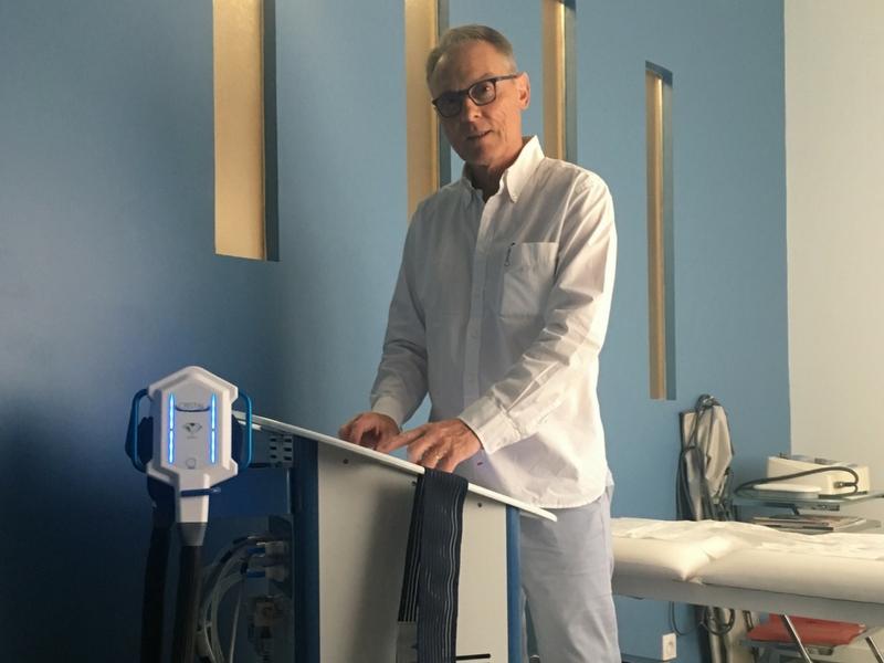 médecin cabinet esthétique appareil - docteur deflaux