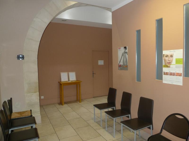 salle d'attente médecine esthétique - traitement anti age